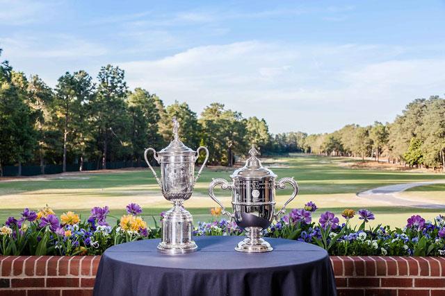 U.S. Open Championship Trophies
